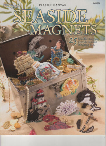 SEASIDE MAGNETS pattern book NEW! #1547