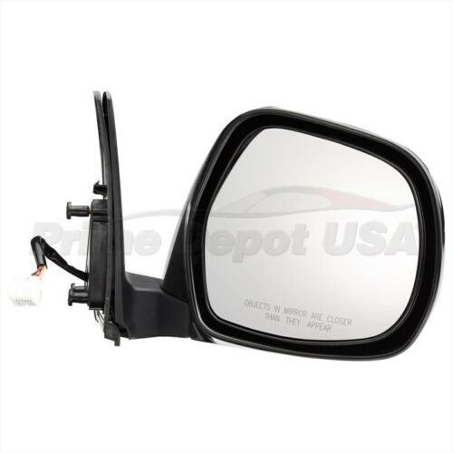 A BRAND NEW #1 HIGH QUALITY POWER HEATED MIRROR~RIGHT HAND SIDE PASSENGER DOOR