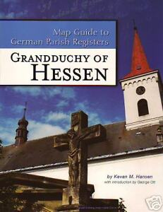 Map Zwingenberg Germany.Details About Hessen Map Guide To German Parish Registers
