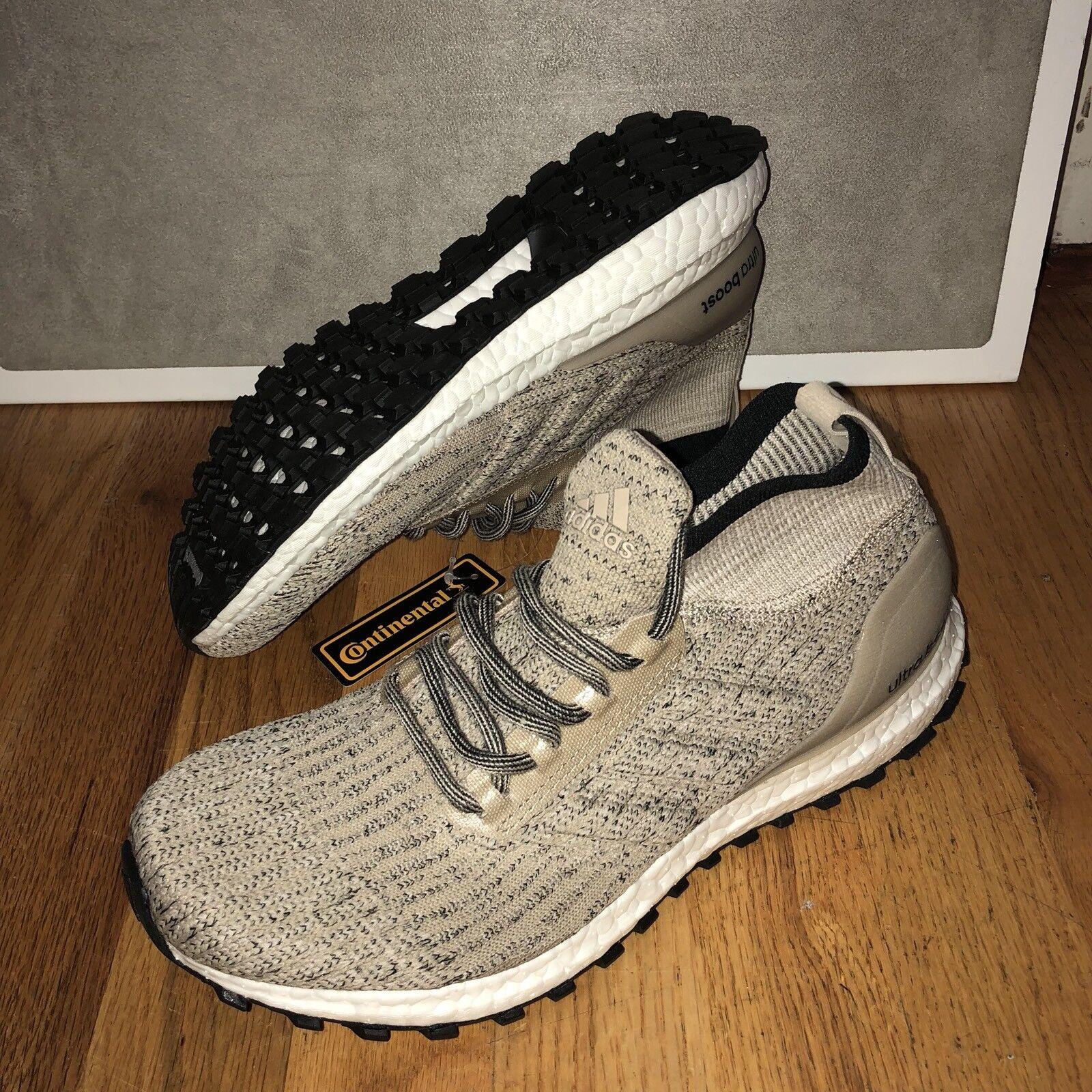 Adidas Ultra Boost All Terrain LTD Mid Khaki CG3001 Mens shoes Size 7 New In Box