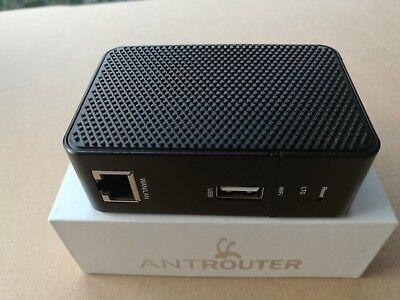 Bitmain AntRouter R1-LTC Litecoin Miner WIFI Router Scrypt Litecoin Mining