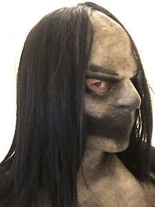 Sinister Mask Bagul Demon Boogieman Latex Fancy Dress ...