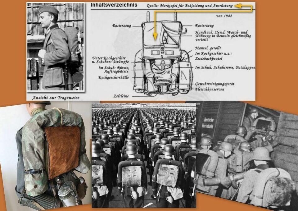 Militær, * En 79 årig abe til salg * Deutsches Reich *