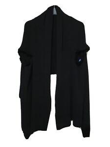 Love + Hope Hk Brand Knit Assymetrical Cardigan