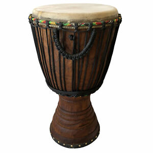 Ivory Coast Djembe Drum - 13x24