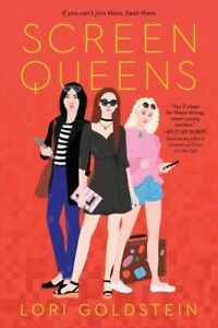 Screen-Queens-Hardcover-by-Goldstein-Lori-Like-New-Used-Free-shipping-in