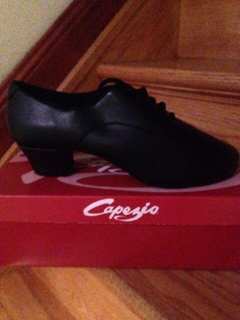 a9915ded99784 NIB Men's Capezio Black LATIN/Rhythm BALLROOM Shoes - 2