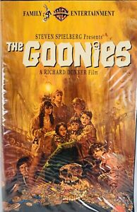 The Goonies Vhs 1989 Plastic Case 85391147435 Ebay