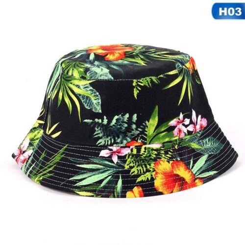 Mens Ladies  Bush Bucket Boonie Hat Festival Fishing Summer Sun Beach Hat C New