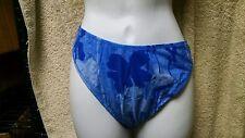Fantasie of England 8550 Swim Bikini Bottom Size UK Large/ US Large Saphire NWOT
