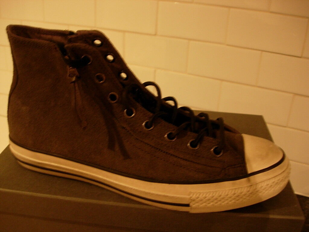 Converse Chuck Taylor, All Star, Double Zip Hi, John Varvatos Men 12