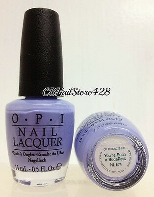 LIMITED - OPI - EURO CENTRALE COLLECTION  2013 Choose Any Shades