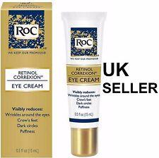 * Reino Unido * Roc Retinol Correxion Crema de Ojos Anti-envejecimiento Corrección Arrugas/Oscuro 15ml