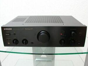 Pioneer-A-405R-kraftvoller-MOS-FET-Verstaerker-FB-Zubehoer-12-Monate-Garantie