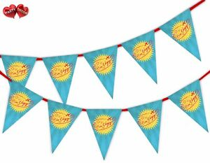 Bon-Voyage-Bunting-Banner-15-flags-Have-a-Safe-Journey-Theme-by-PARTY-DECOR