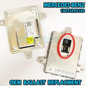 Mercedes benz oem ballast d1s replacement hid control unit for Mercedes benz oem replacement parts