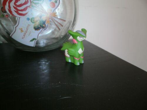 Figure VIRIDIUM Hauteur= 4,9cm Officielle de marque Bandai Figurine POKEMON