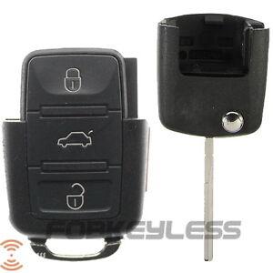 1999 2008 volkswagen beetle golf jetta passat gti remote key ebay. Black Bedroom Furniture Sets. Home Design Ideas