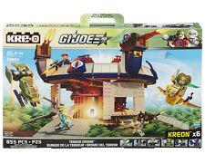 Kre-O Hasbro G.I. Joe Cobra Terror Drome Playset #A8604 NEW KREO - NEW