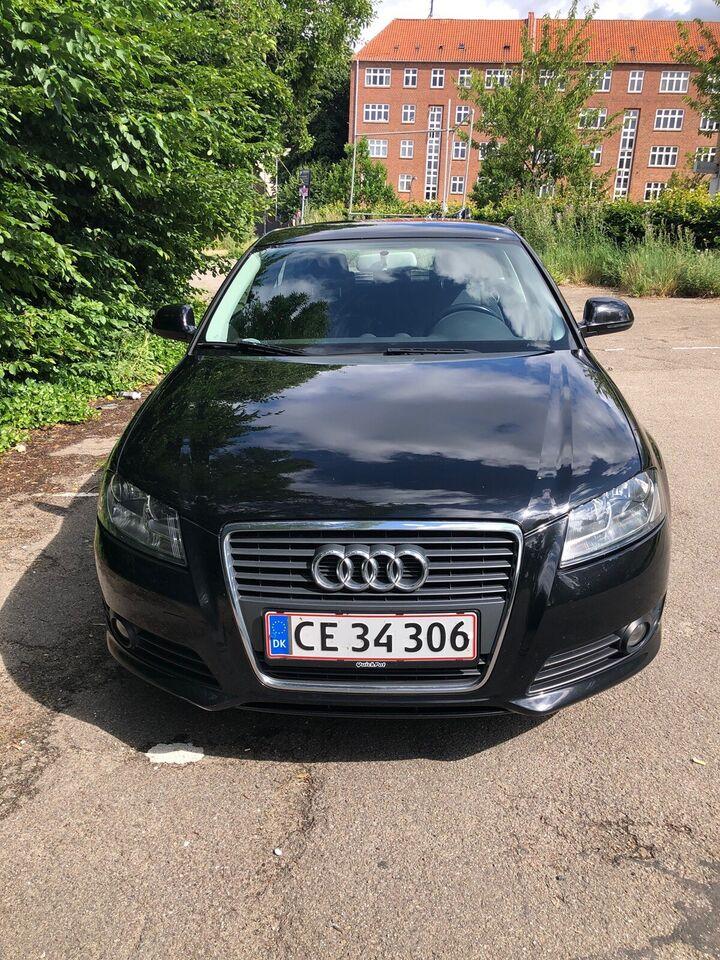 Audi A3, 1,6 Ambition, Benzin