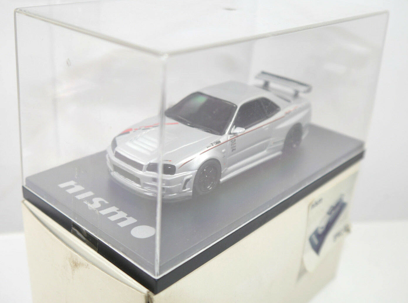 Q-MODEL JPRC - 02 NISSAN Skyline () Nismo Voiture Miniature 1:43 (k25) #d | Outlet Online  | La Boutique En Ligne  | Belle Et Charmante  | Moderne Et élégant à La Mode