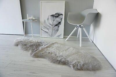 Pelt Silver Grey Super Soft Silky Wool