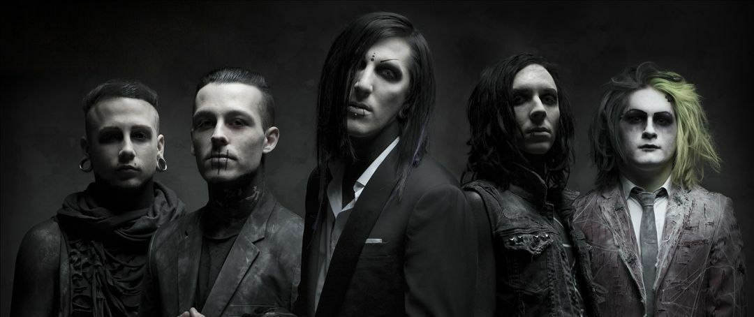 PARKING PASSES ONLY Motionless In White