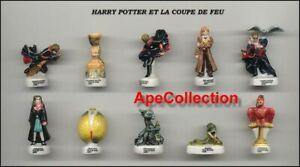 Harry-Potter-Y-El-Caliz-Por-Fuego-Raro-Set-10-Mini-Figuras-3cm-Porcelana-FEVES