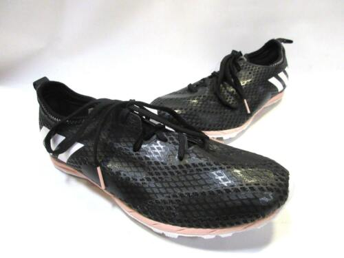 Nuovo Donna Nere bianco 5 Xcs Corsa Field Scarpe Adidas 8 Size Track rU56Fqxwra