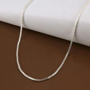 Cadenas-Collar-Cuadrado-1-mm-Plata-925-Varias-medidas