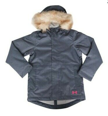 Under Armour Girls ColdGear Reactor Yonders Parka