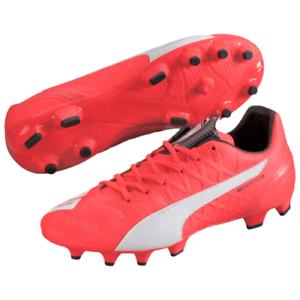 20a93edc6513 Puma evoSPEED 3.4 LTH FG Lava Blast Football Boots Size UK 8 9 10 12 ...