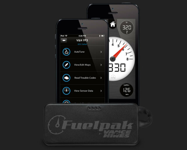 Vance & Hines Fuelpak/Autotuner FP3 66005 Harley Davidson Softail/Dyna/Sportster