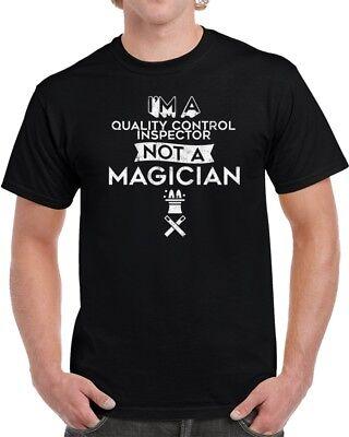 I/'m A Hanes Tagless Tee T-Shirt Postal Service Clerk Not Magician