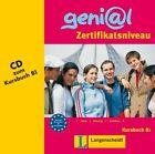 Geni@l B1 - Audio-CD zum Kursbuch B1 (2013)