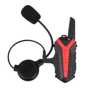 Headset-Stereo-Lautsprecher-fuer-Motorrad-Blue-tooth-Helm-Intercom-X3-Plus
