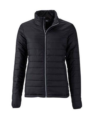 James /& Nicholson Damen Ladies/' Padded Jacket Jacke Steppjacke S M L XL XXL Neu