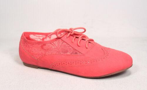 Women/'s Oxfords Flat Round Toe Lace Up Cambridge Sandal Shoes Size 5.5-11