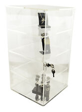 Square Lockable Jewellery Shop Counter Top Display Cabinet BD1109