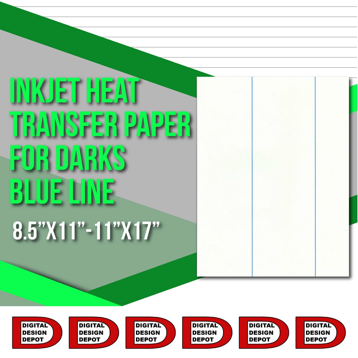 PHOTO TRANS SC Laser Heat Transfer Paper 11x17 50 XEROX DOCUCOLOR 12 fuser oil