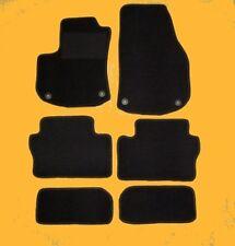 Passform-Velours-Fußmatten für Opel Zafira B 6-teilig  NEU