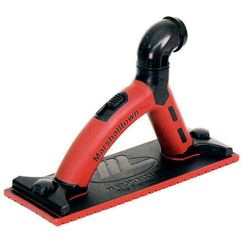 Hose Clean Dustless Sanding Adjustable Vent Drywall Vacuum Sander with 6 ft