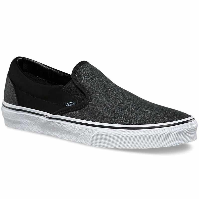 Vans Suede Suiting Suiting Suiting Black Slip On Mens shoes Classic Runners 386795