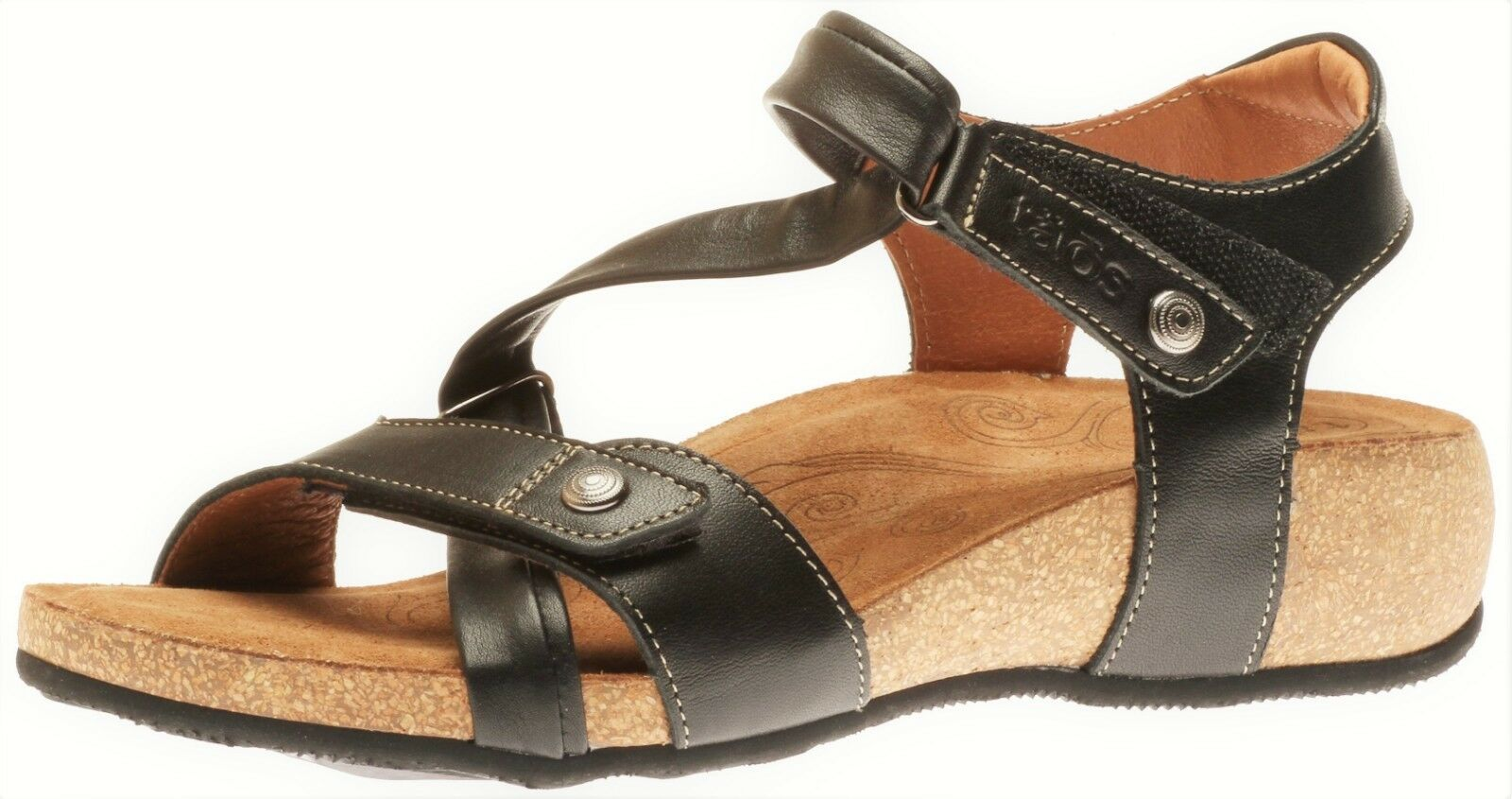 Comfort Leather Sandals Taos Taos Taos chaussures Universe - 3 colours 4128c3