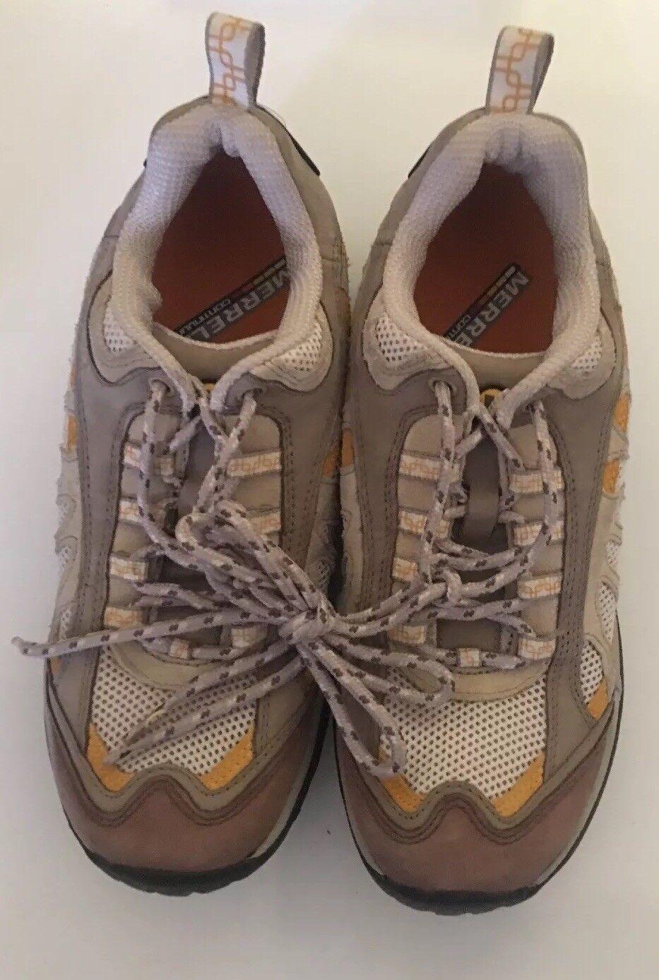 Merrell Mujer Siren Ventilador Senderismo Zapato,  J13064 Tan marrón  mostaza US Sz7  hasta un 70% de descuento