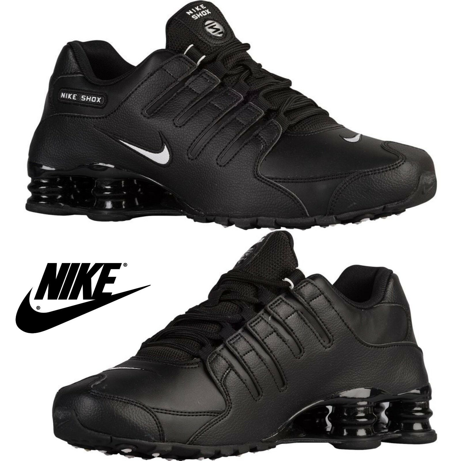 8a809 b27fb  best nike running shox nz mens sneakers running nike athletic  comfort sport gym casual nib ba8fc4 33f129c78