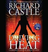 Driving Heat by Richard Castle (2015, CD, Unabridged)