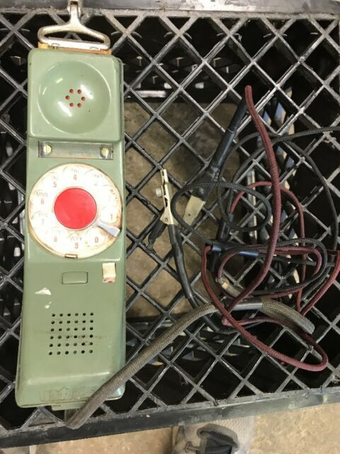 Pleasing Vintage Northern Telecom Itt Lineman Rotary Test Phone Rd 1967 Butt Wiring Cloud Hisonuggs Outletorg