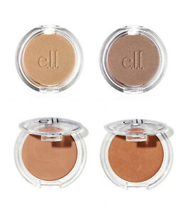 E-L-F-Sunkissed-Glow-Bronzer-NIP-choose-color-ELF-Warm-Tan-Light-Deep-Authentic