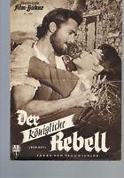 IFB Nr. 2563 Der königliche Rebell ( Richard Todd )